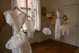 Ferienworkshop im Schloss Caputh - Teil 3: Königliche Kleidung
